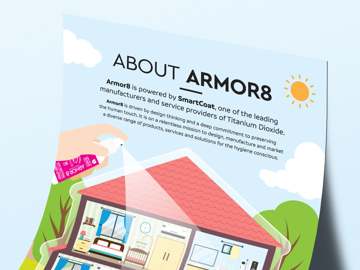 About Armor8 Roll-Up Banner Design 01