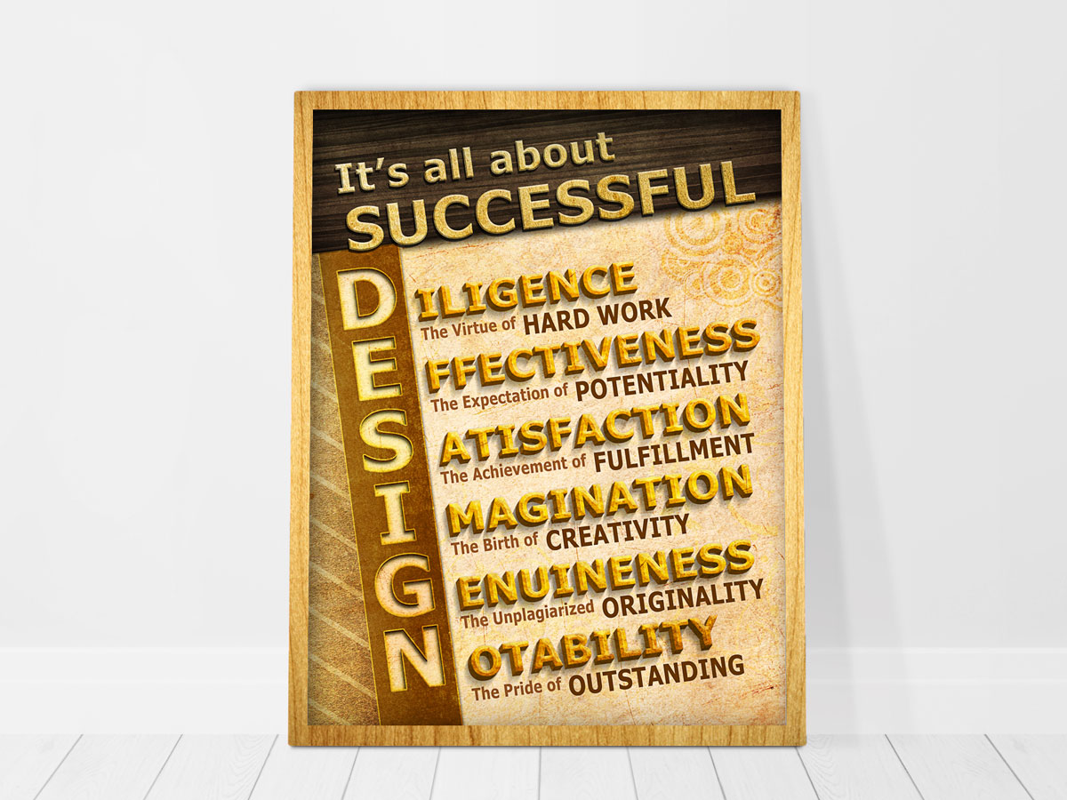DESIGN Poster Design 01