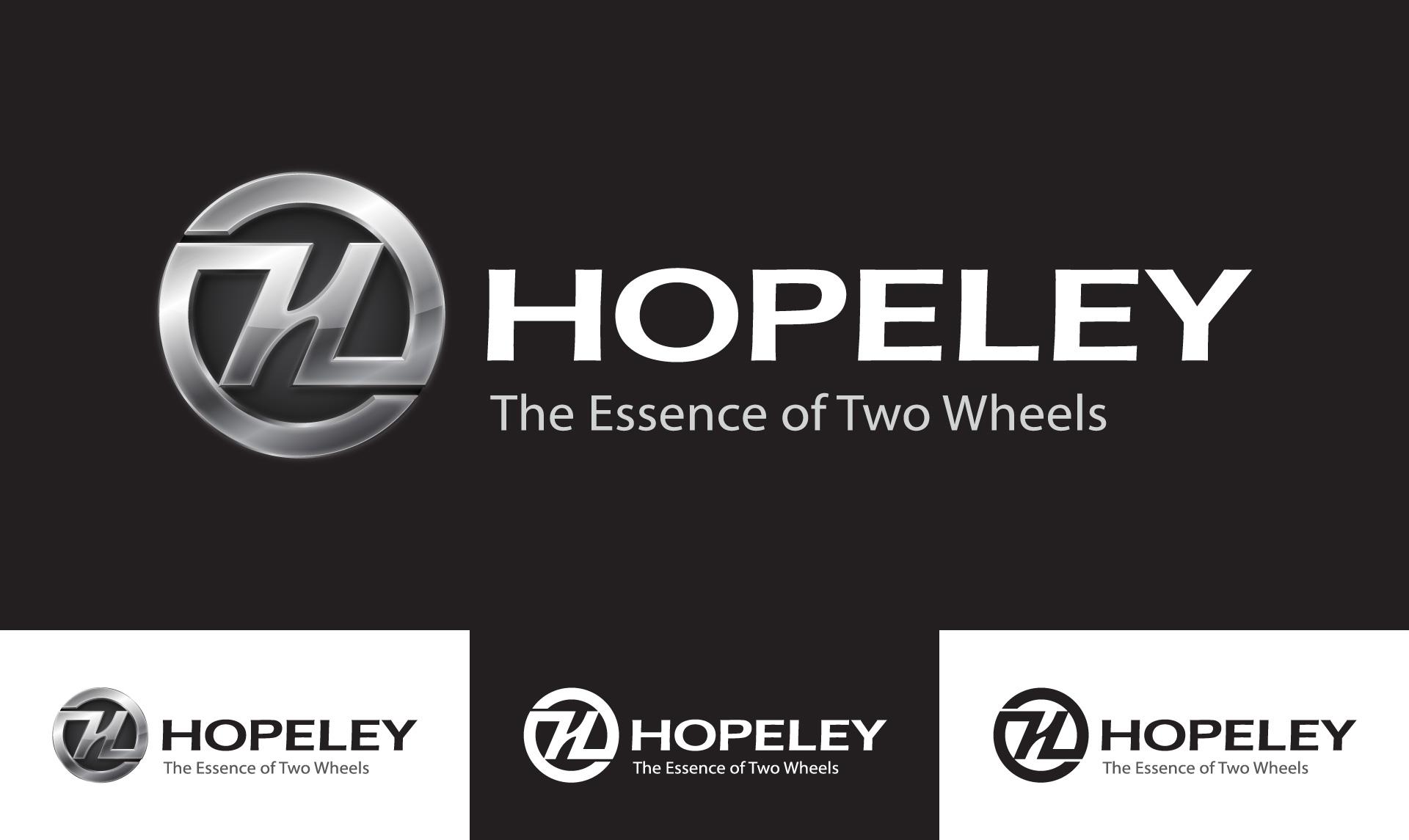 Hopeley Branding Design Logo 02