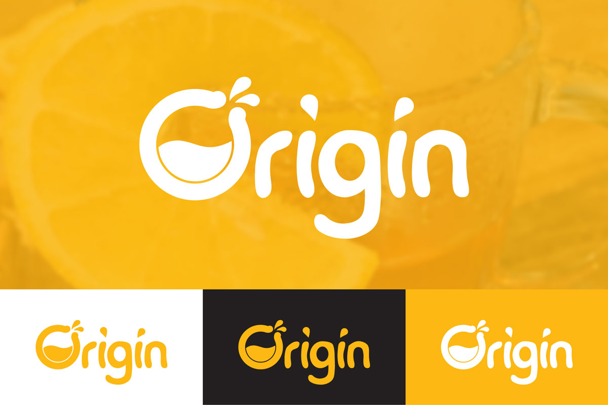 Origin Branding Design Logo