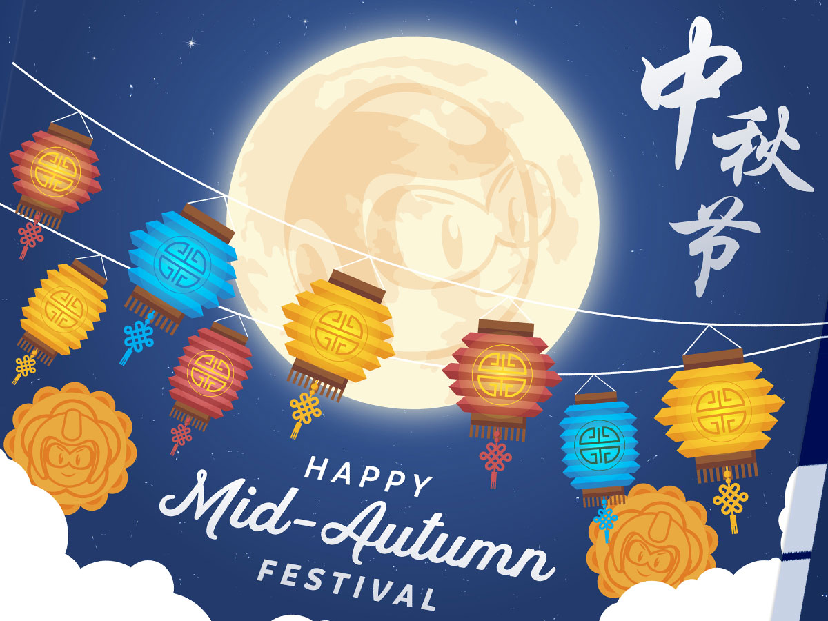 SmartCoat and Armor8 Happy Mid-Autumn Festival 2018 Facebook Post Design 01