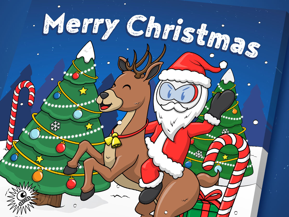 SmartCoat and Armor8 Merry Christmas 2018 Facebook Post Design 01