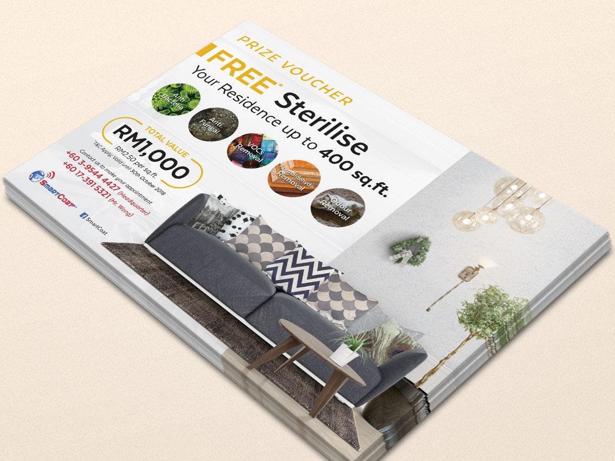 SmartCoat Free Residential Sterilisation Prize Voucher Design 03