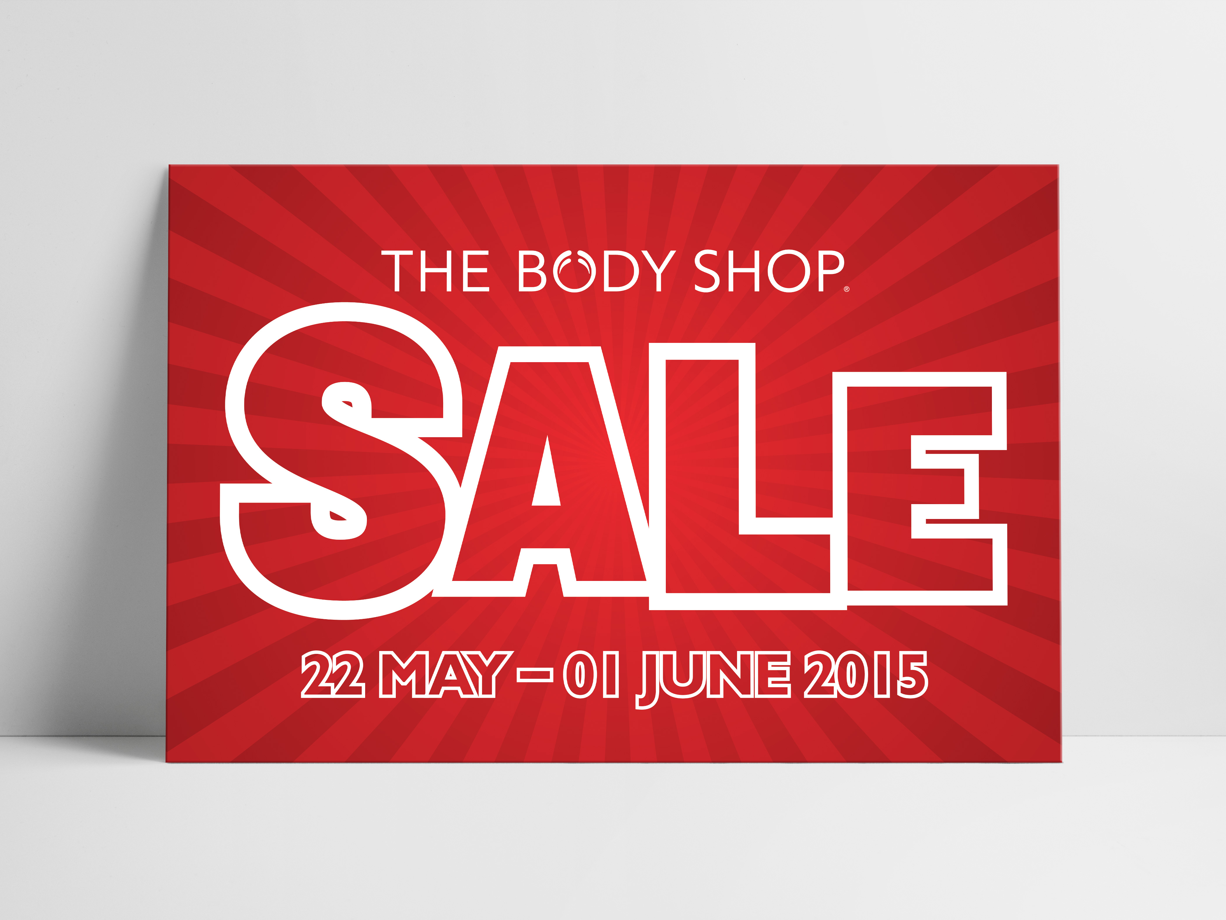 The Body Shop Mid-Year Sale 2015 Design 03