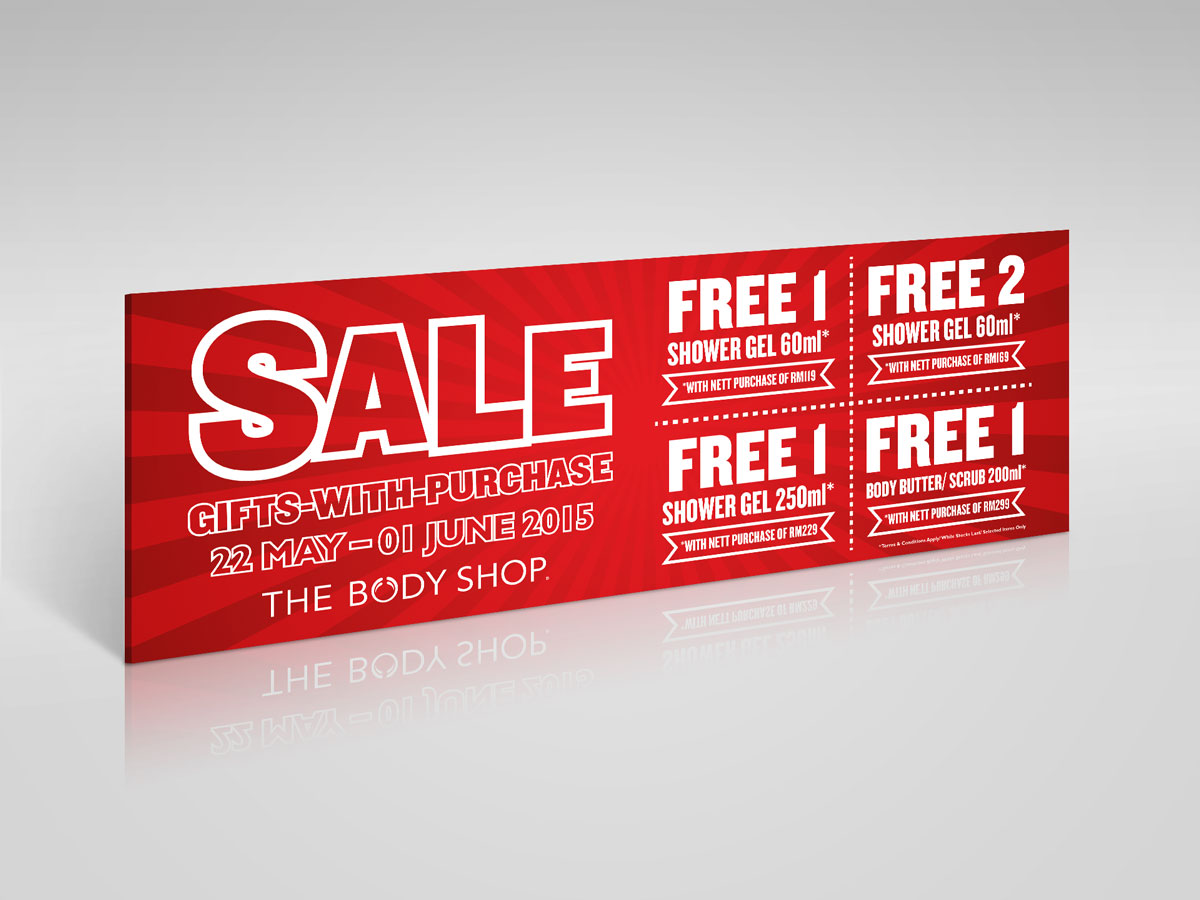 The Body Shop Mid-Year Sale 2015 Design 05