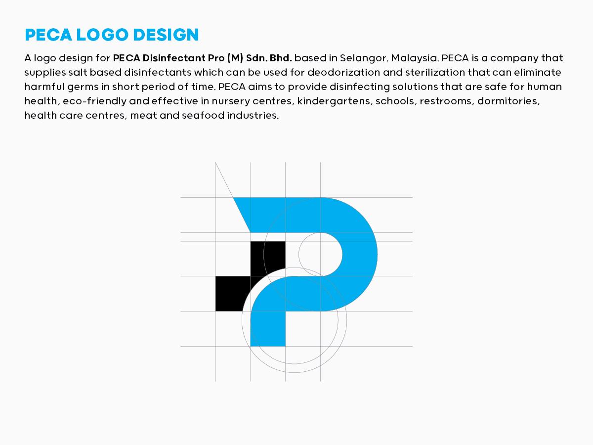 PECA Logo Design 02