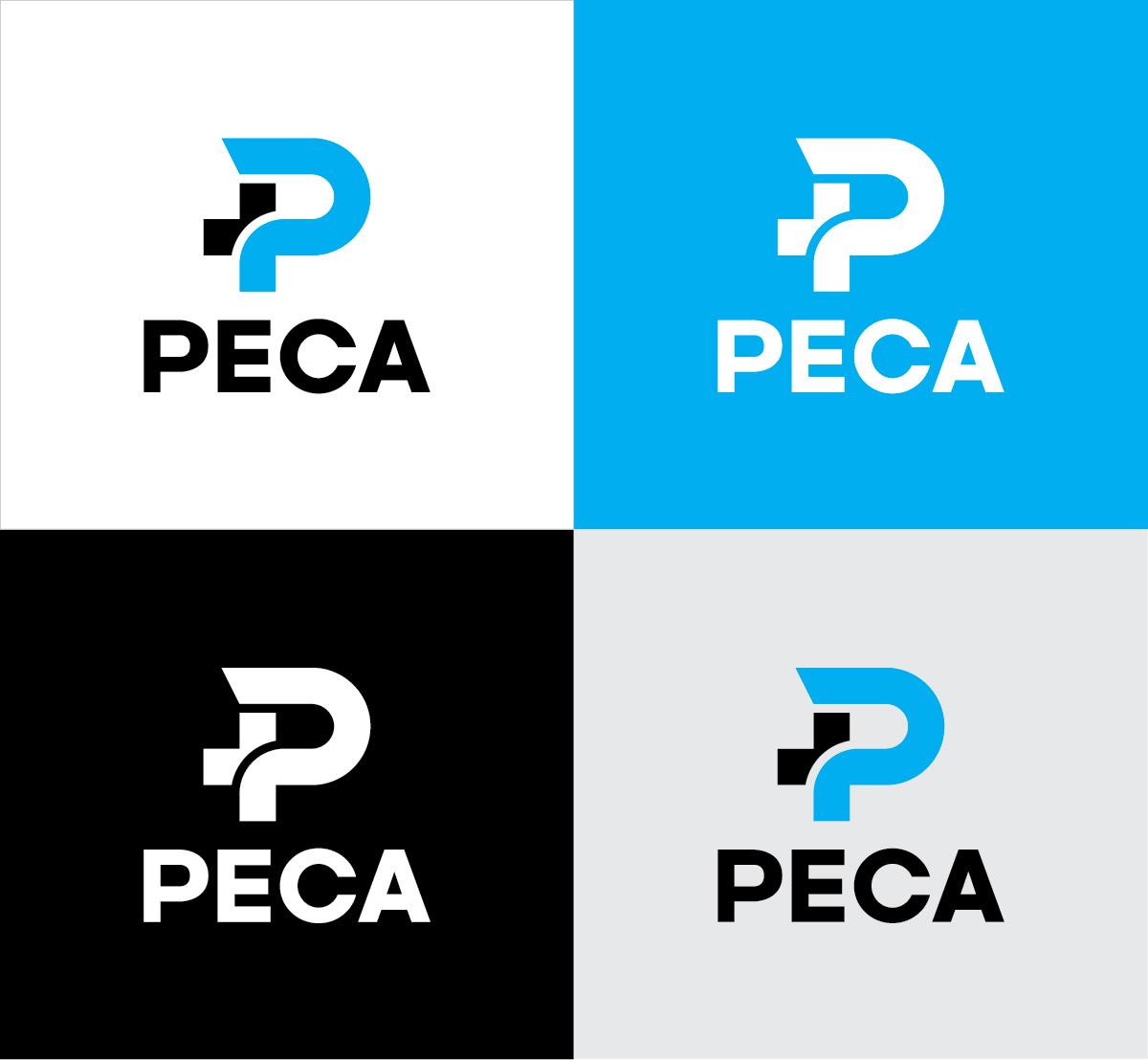 PECA Logo Design 05