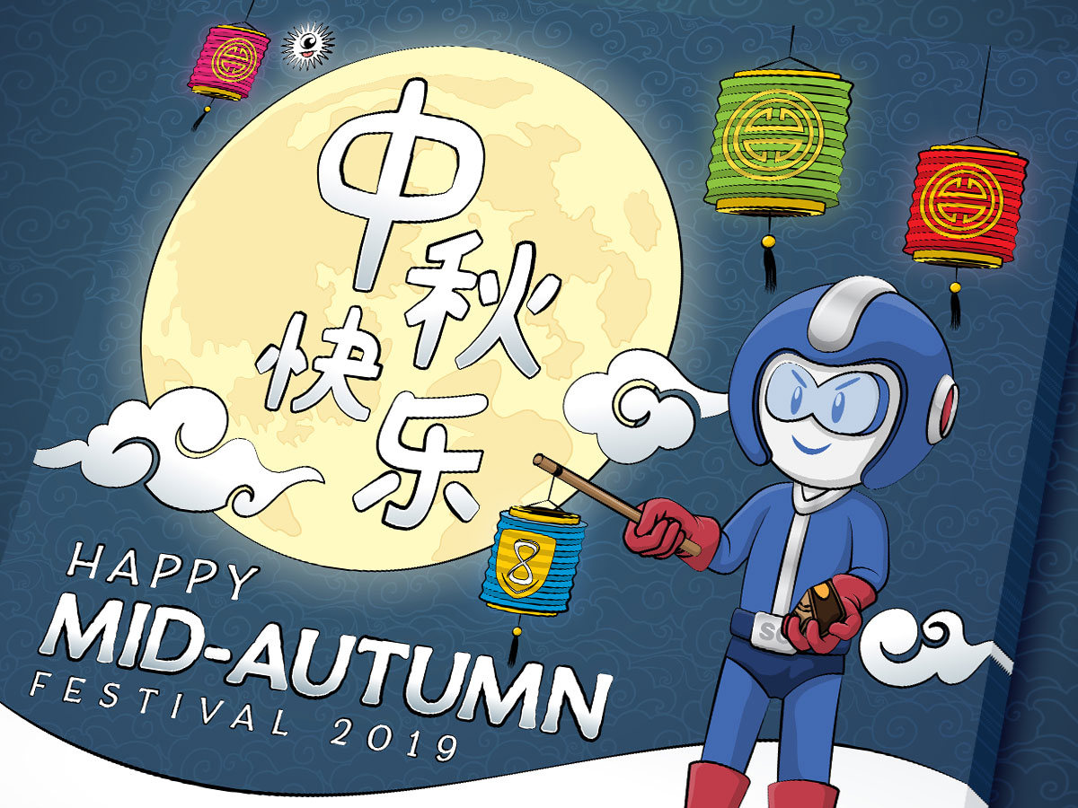 SmartCoat and Armor8 Happy Mid-Autumn Festival 2019 Facebook Post Design 01